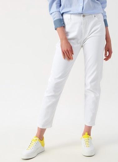 Limon Company Jean Pantolon Beyaz